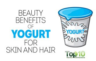 10 Beauty Benefits of Yogurt for Skin and Hair
