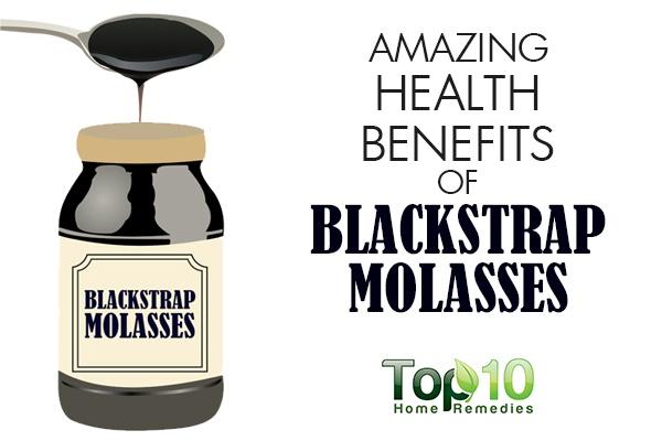 amazing health benefits of blackstrap molasses