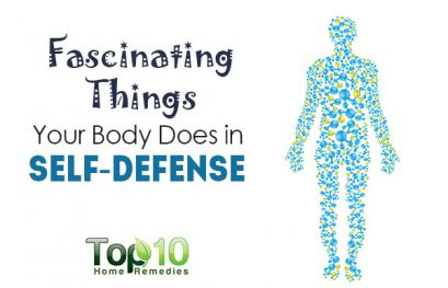 10 Fascinating Things Your Body Does in Self-Defense