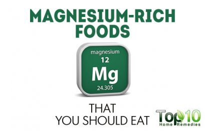 10 Magnesium-Rich Foods that You Should Eat