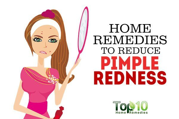 Home Remedies For Redness Of Pimples