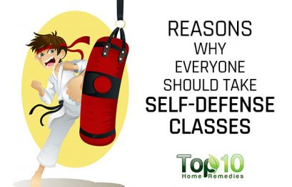 10 Reasons Why Everyone Should Take Self-Defense Classes