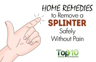 Home Remedies to Remove a Splinter Safely Without Pain