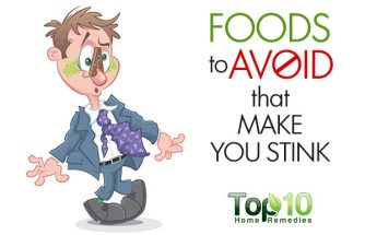 10 Foods to Avoid that Make You Stink