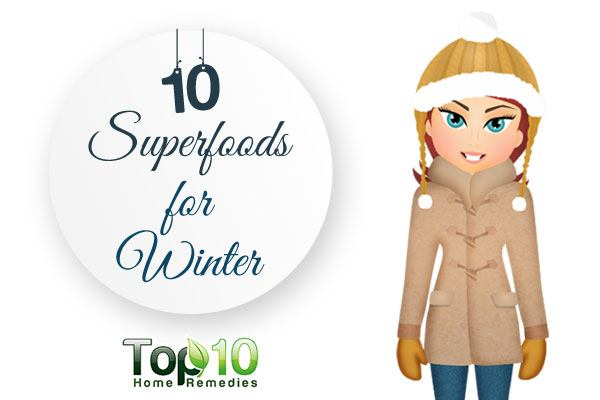 superfoods for winters