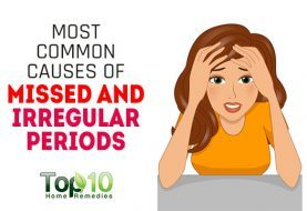 10 Most Common Causes of Missed and Irregular Periods