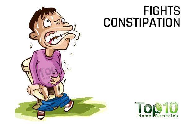 slippery elm treats constipation