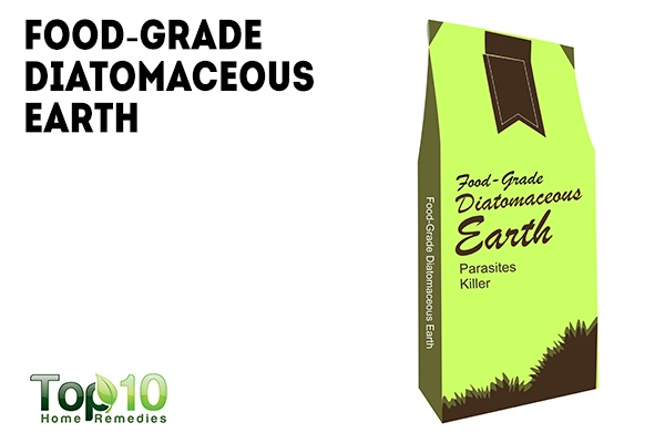 Diatomaceous Earth Food Grade For Worms In Dogs