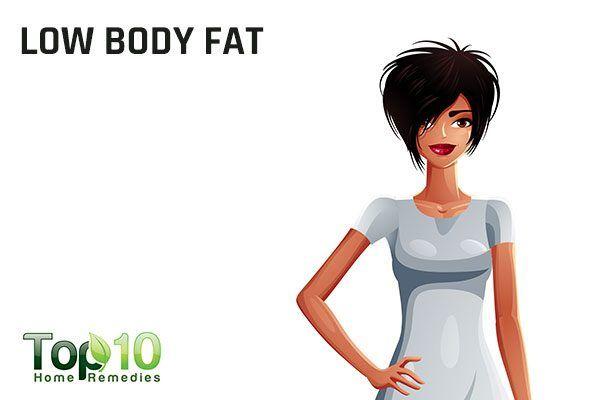 low body fat causes irregular menses