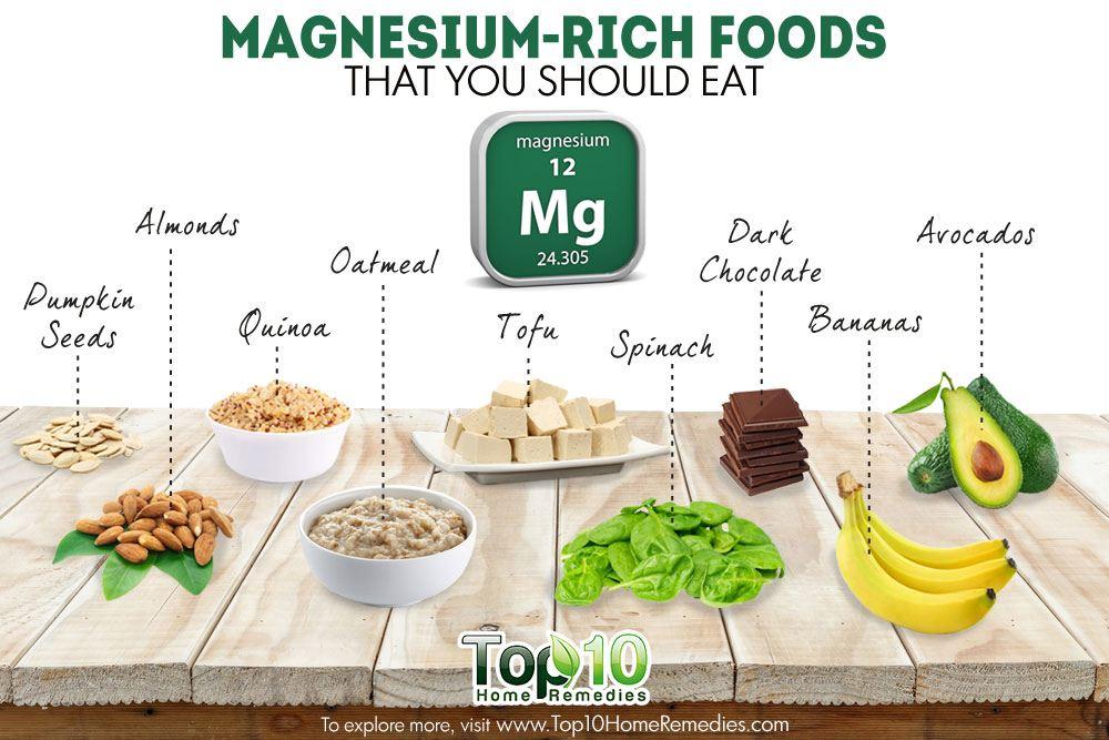 High K Food List