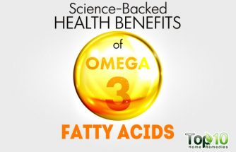 10 Science-Backed Health Benefits of Omega-3 Fatty Acids