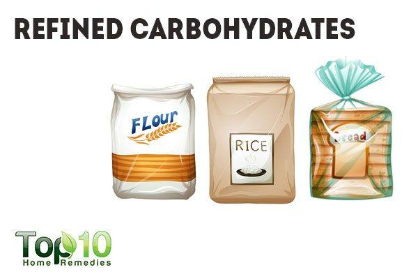 refined carbohydrates promote inflammation