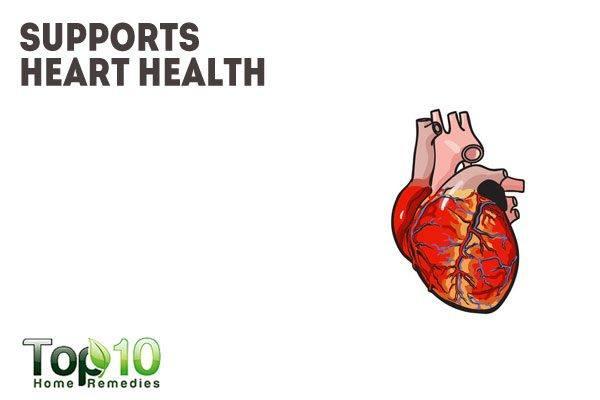 omega-3 fatty acids for heart health