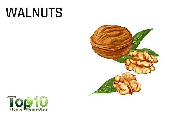 walnuts for alzheimer's disease
