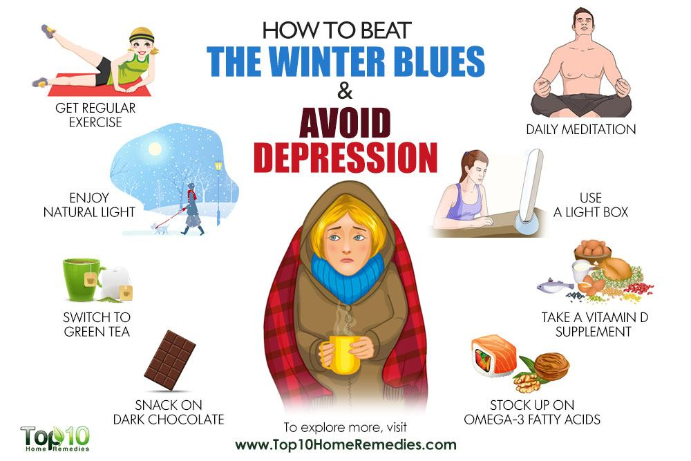 Natural Remedies For Winter Depression