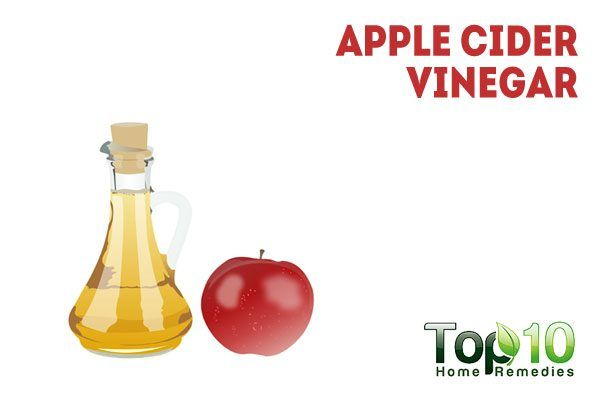 use apple cider vinegar to treat genital herpes