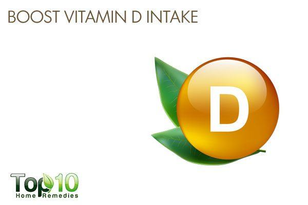 boost your vitamin D intake