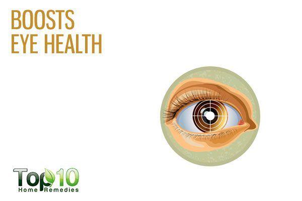 amaranth boosts eye health
