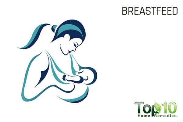 breastfeed your baby to help lose weight after pregnancy