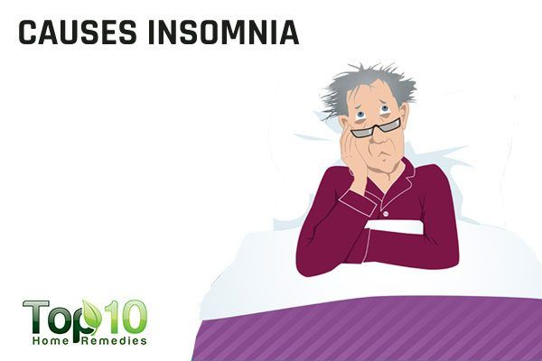 excess coffee causes insomnia