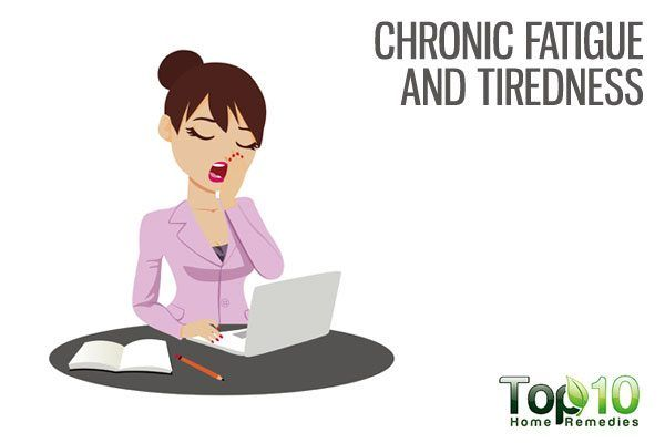 chronic fatigue and tiredness