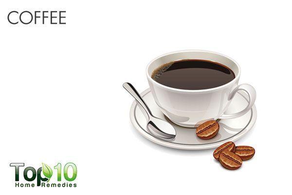 coffee contributes to bad breath