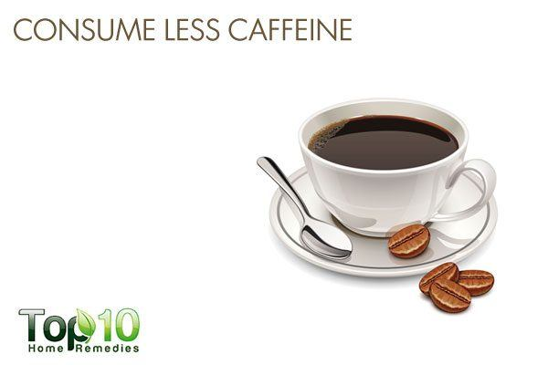 consume less caffeine to protect your bones