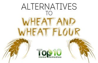 Top 10 Alternatives to Wheat and Wheat Flour