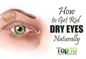 How to Get Rid of Dry Eyes Naturally