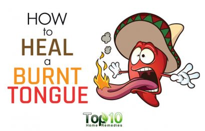 How to Heal a Burnt Tongue