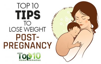 Top 10 Tips to Lose Weight Post-Pregnancy