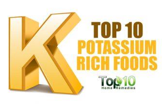 Top 10 Potassium-Rich Foods