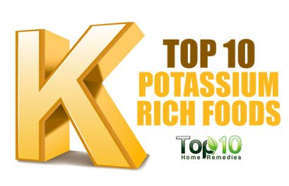 Top 10 Potassium-Rich Foods