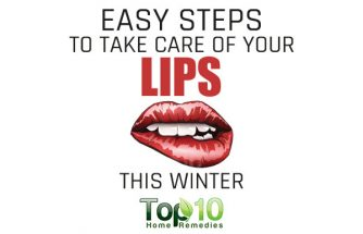 10 Easy Steps to Take Care of Your Lips This Winter