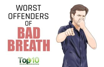 Top 10 Worst Offenders of Bad Breath