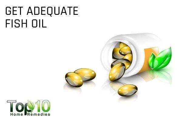get adequate fish oil
