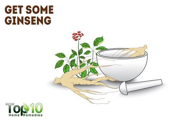 use ginseng to break coffee addiction