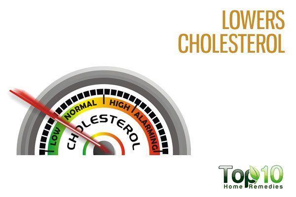 amaranth helps lower cholesterol
