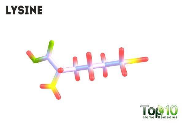 take L-lysine to treat genital herpes