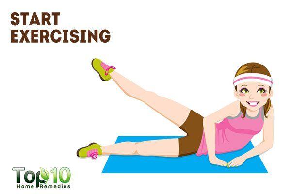 start exercising to beat coffee addiction