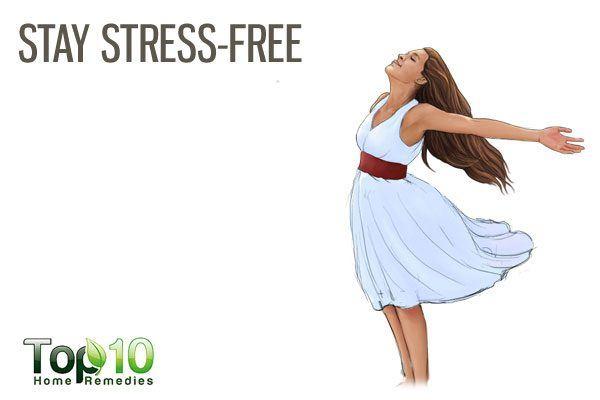stay stress-free