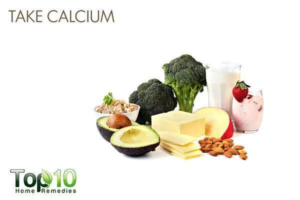 get adequate calcium