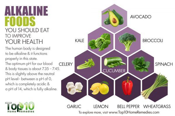 best alkaline foods for your body