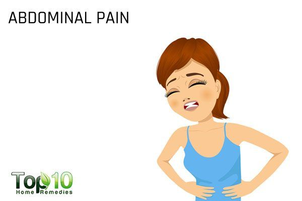 persistent abdominal pain