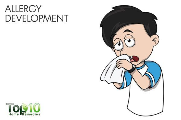 allergy development
