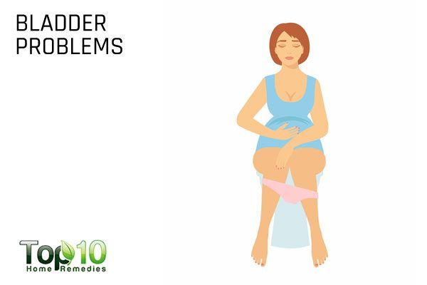 bladder problems in pregnant women