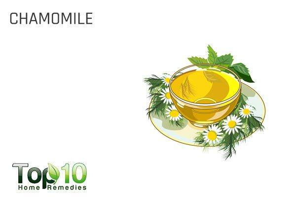 chamomile for health