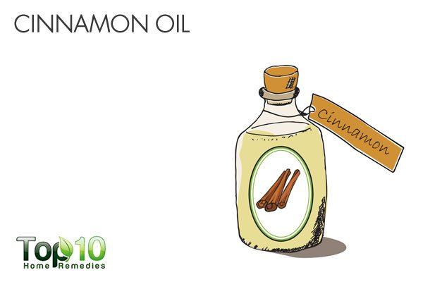 cinnamon oil as natural mosquito repellent
