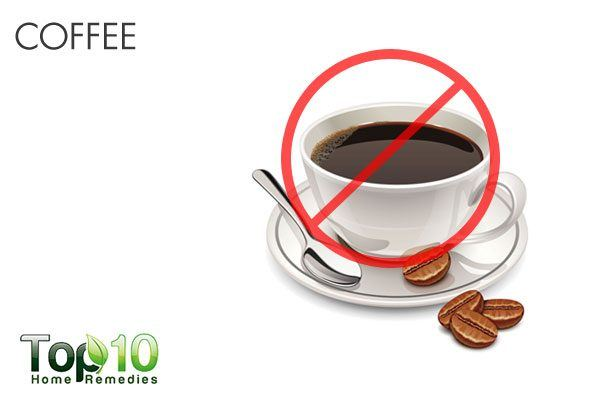 coffee can trigger acid reflux