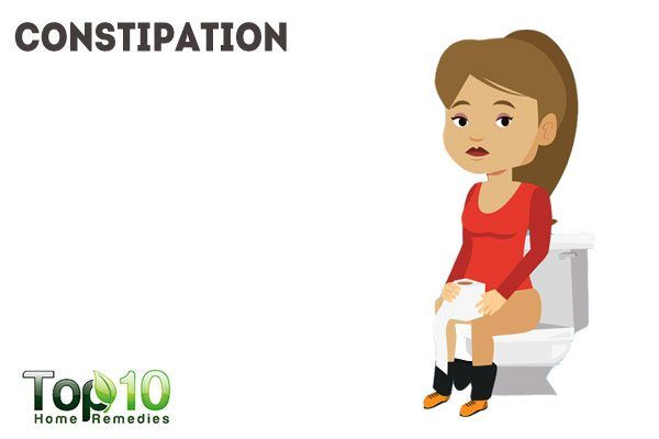 constipation due to pregnancy